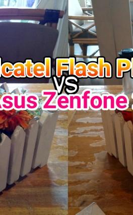 Quick Comparison: Asus Zenfone 2 vs Alcatel One Touch Flash Plus Camera Samples
