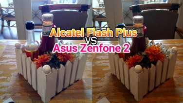 Quick Comparison: Asus Zenfone 2 vs Alcatel One Touch Flash Plus Camera Samples