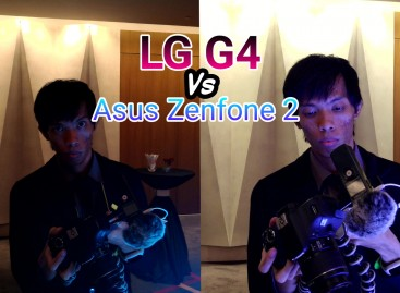 Quick Comparison: LG G4 vs Asus Zenfone 2 Camera Samples