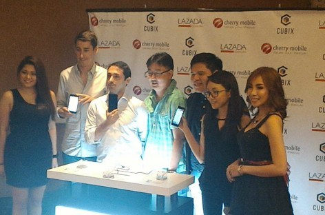 Cherry Mobile Also Launching Online Only Cubix Cube Octa-Core 2GB RAM For PHP4.5k