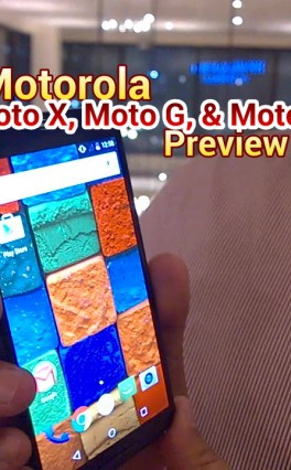 Motorola Returns To The Philippines! Moto X, Moto G, & Moto E Launch Preview!