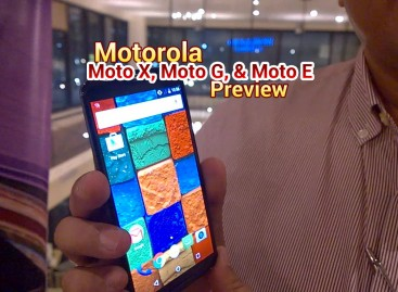 Motorola Returns To The Philippines! Moto X, Moto G, & Moto E Launch Preview!