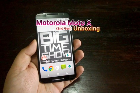 Motorola Moto X (2nd Gen) Unboxing & Initial Review – Snapdragon 801 & Stock Lollipop For PHP 16,999