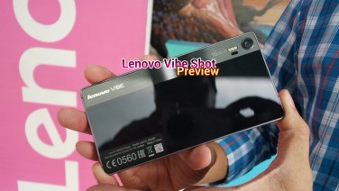 Lenovo Vibe Shot Launch Preview – 16MP Cameraphone With OIS & Infrared Autofocus For PHP 16,999