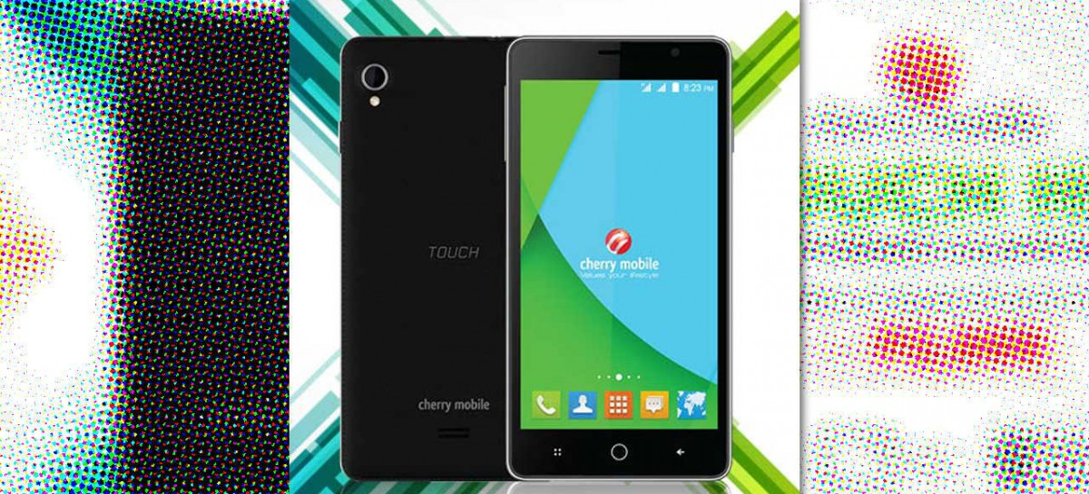 Cherry Mobile Touch HD Packs HD, Lollipop, & Quad-Core For Only PHP 2,999!