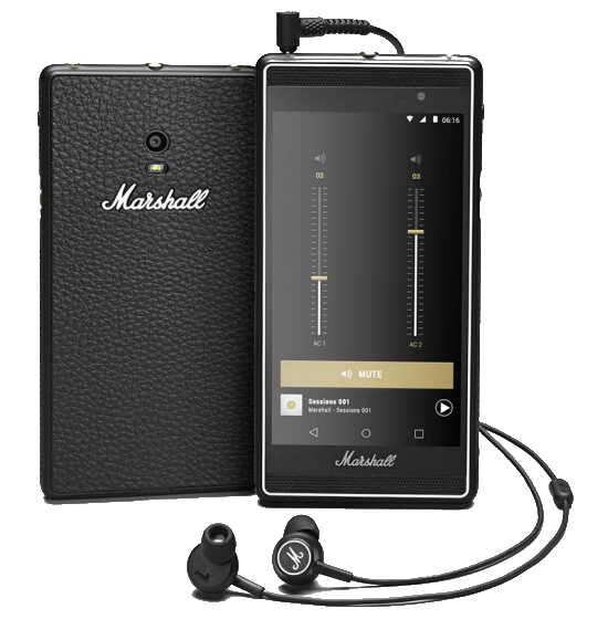 Marshall's London Smartphone Is Designed For Music ...