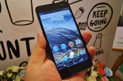 Cherry Mobile Launches Android One G1 With 64-bit Quad-Core, Dual LTE, & Lollipop For PHP 5,999