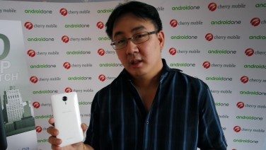 Cherry Mobile Android One G1 Launch Preview & Behind The Scenes Videos!
