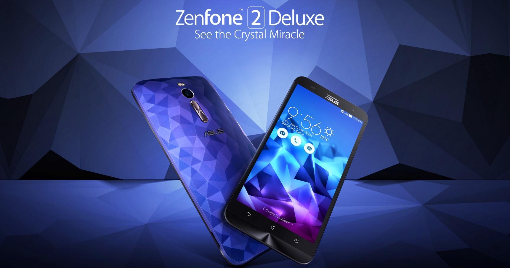 Asus Launches Zenfone 2 Deluxe Laser Line Max Ze601kl Smartphone 3 32gb Free Zen Flash Selfie In India The Technoclast