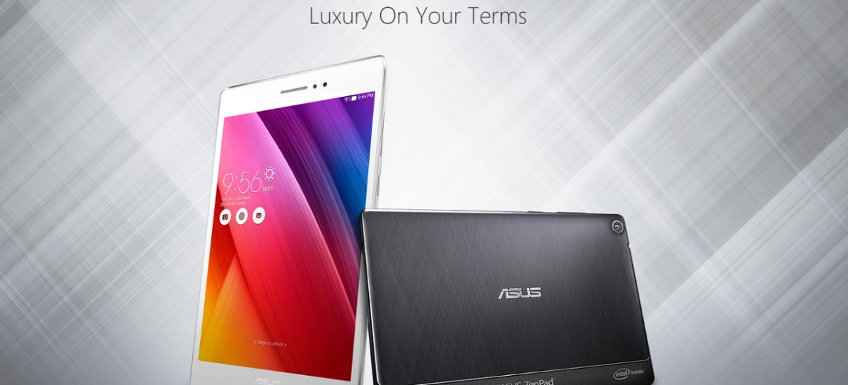 Asus Launches ZenPad Line In PH – Stylish Intel Atom Tablets With Customizable Back