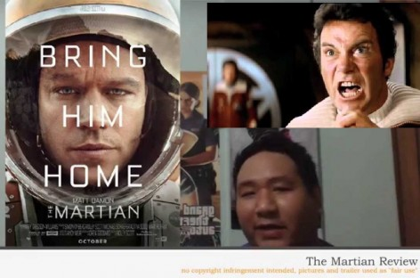 The Martian Movie Review – In Space, Nobody Can Hear Your Potatoes!