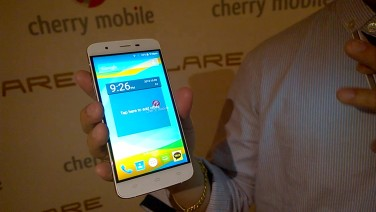 Cherry Mobile Launches New Flare 4, Flare S4, & Flare S4 Plus; Priced At 5K & 8K!