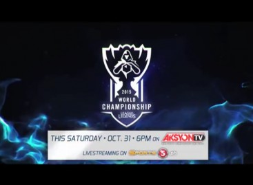 League of Legends 2015 World Championship To Be Broadcast Live on Sports5 No Commercial Breaks