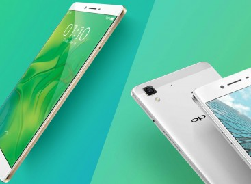 Oppo Launches Snapdragon 615-Powered Wafer Thin R7 Lite & R7 Plus