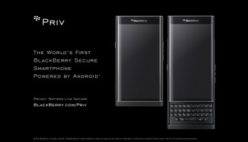 BlackBerry Priv Teaser Video Makes Us Drool Even More For The QWERTY Keyboard Android Powerhouse