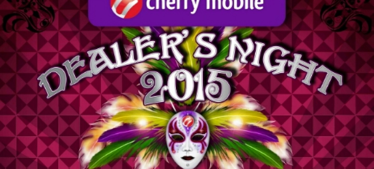 Cherry Mobile Dealers' Night 2015 Live Blog
