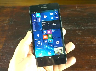 Microsoft Lumia 950 Unboxing – Windows 10 Flagship With PureView Camera For PHP 29k