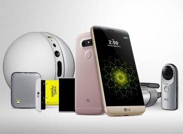 LG Gambles With New Flagship G5 That Focuses More On Accessories Than The Phone