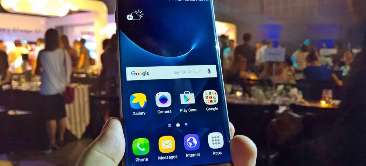 Samsung Details Local Galaxy S7 & S7 Edge Availability; March 19 For PHP 34,990 / PHP 39,990