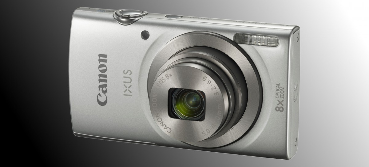 The Canon IXUS 175 Is A 20MP 8X HD Zoom Camera For PHP 4,998