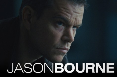 "Jason Bourne Is Back In A Movie Called ""Jason Bourne"" – We're Excited, Except For That Title"