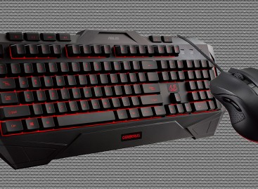Asus Outs Affordable Gaming Peripherals – Cerberus Keyboard & Cerberus Mouse