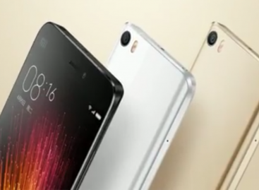 Xiaomi Announces Snapdragon 820-Powered Mi5 With 142k Antutu Score!