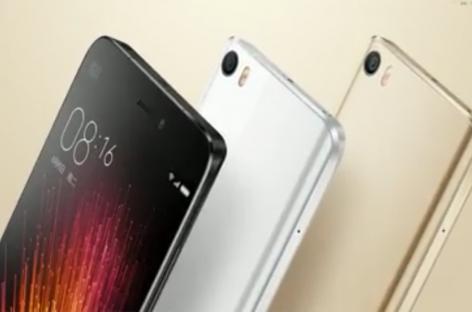 Xiaomi Announces Snapdragon 820-Powered Mi5 With 142k Antutu Score!