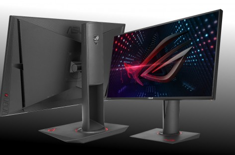 Asus Launches 27″ 2K 165Hz Gaming Monitor With G-SYNC For PHP 49,730