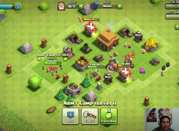 Clash Of Clans Impressions – After 2 Days Of Playing