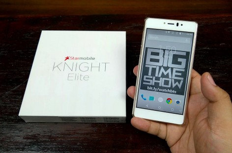 Starmobile Knight Elite Review – Premium Octa-Core Smartphone For PHP 9,990