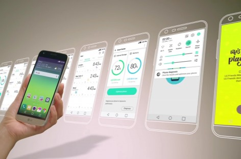 LG Shows Off The G5's UX 5.0 – With The Option To Turn The App Drawer On Or Off