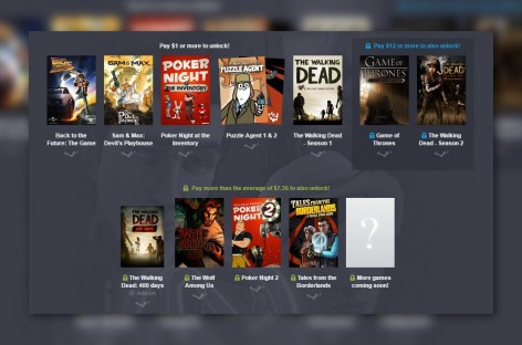The Humble Telltale Bundle Is Pretty Frickin' Sweet (Point & Click Gaming Goodness)