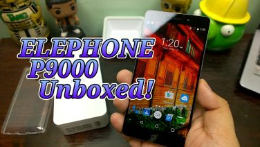 Elephone P9000 Unboxing – First Helio Octa-Core Smartphone In The Philippines!