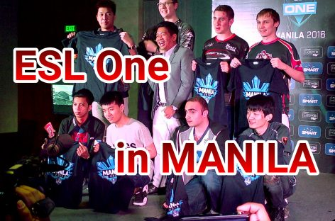ESL, Mineski, TV5, & PLDT Bring You ESL One Manila DotA 2 International eSports Event