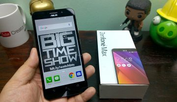 Asus Zenfone Max Review – Best Looking Large Battery Smartphone For PHP 8,495
