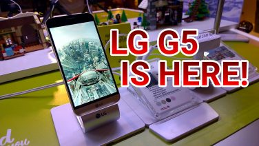 Modular Design LG G5 Arrives In The Philippines For PHP 34,990 (Plus Friends!)