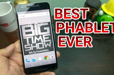 THE BEST PHABLET IN THE WORLD