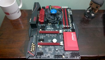 Gaming On A Budget? Check Out Our Review Of The ASRock Fatal1ty B150 Gaming K4!