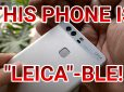 Huawei Launches New P9 Line Of Smartphones With Leica Designed Cameras