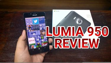Microsoft Lumia 950 Review – Its Got A Good Camera, For One