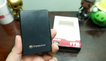 Transcend ESD400 Portable SSD Review – A Must Have For Photographers & Videographers