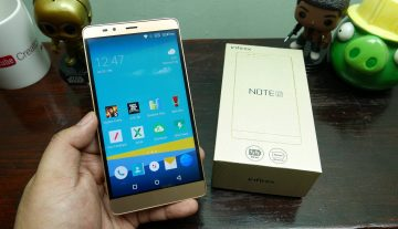 Infinix Note 2 Unboxing – Best Large Battery Octa-Core Phablet For PHP 6k?