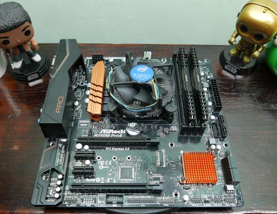 ASRock B150M Pro4 Review – Small In Size, Big In Value!