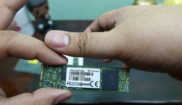 Transcend MTS800 M.2 SSD SATA III Review – Lots Of Storage From The Size Of A Thumb!