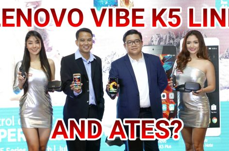 Lenovo Launches Vibe K5 Series With Updated Octa-Cores & TheaterMax Technology