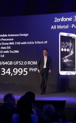Asus Officially Prices & Makes Zenfone 3 Series Available In PH – More Luxury For A Bit More Cash