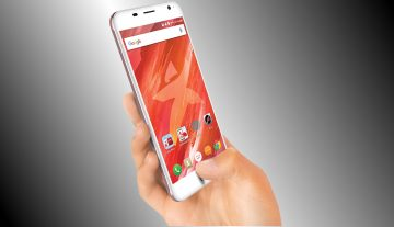 Starmobile's Up Sense Is An Affordable Quad-Core Phone With Fingerprint Scanner