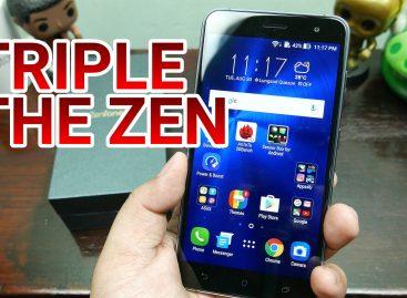 Asus ZenFone 3 ZE552KL Unboxing – Mo' Money, Mo' Zen?