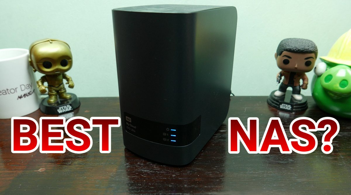 WD My Cloud EX2 Ultra Review – Bring 8TB Of Data Anywhere You Go